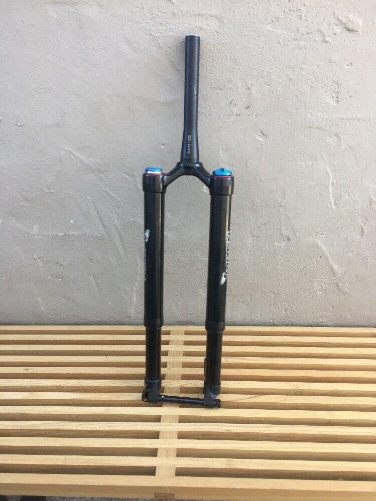 Wren tenedor suspensión Inverdeida Qr15Mm Cónico 26 27.5 29  Negro 110Mm bici