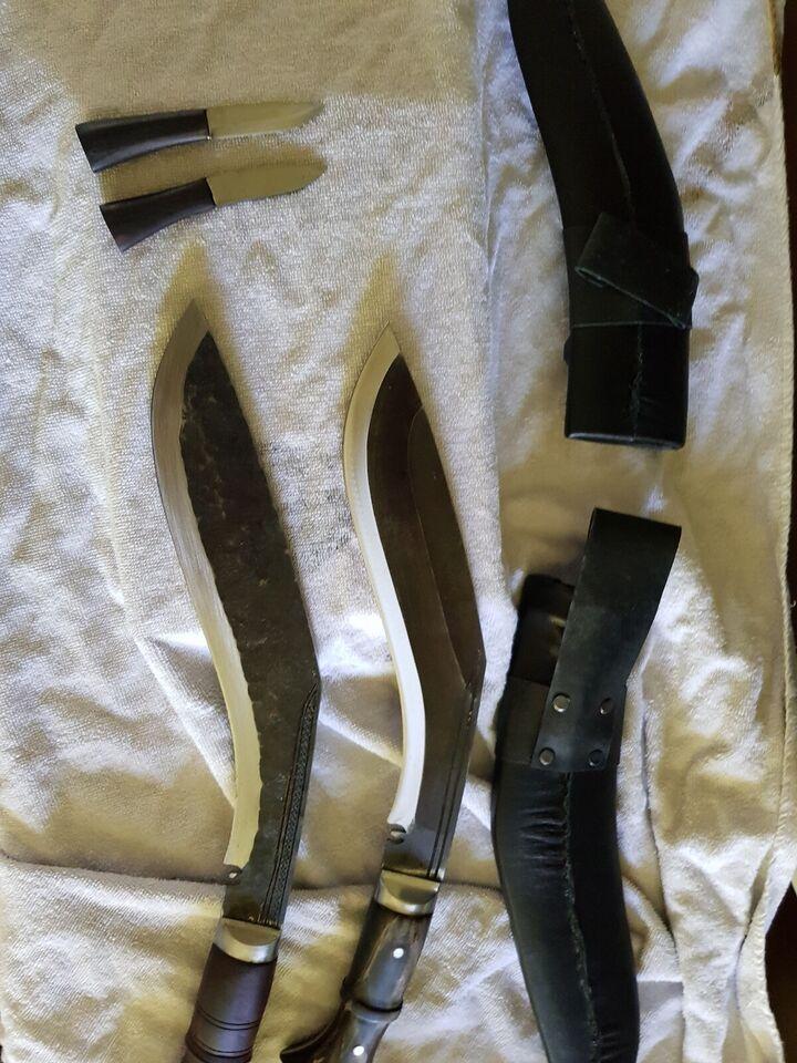 Knive , Khukuri