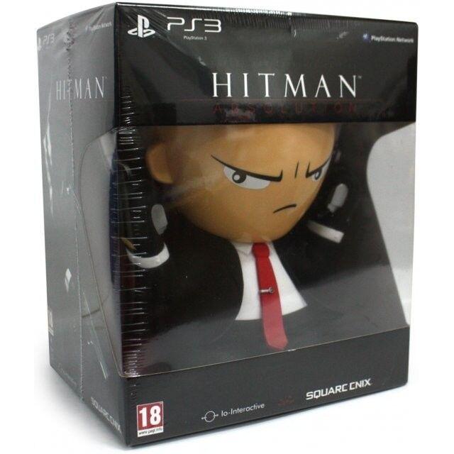 Hitman: Absolution Deluxe Professional Edition (PS3) (Gebraucht, wie neu)