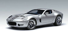 1/18 AUTOart - Ford Shelby GR-1 Concept - Silver Metallic Tungsten Grey- RARITÄT
