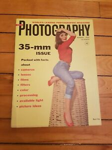 JOAN-COLLINS-Photography-Magazine-Complete-1955-Very-Rare