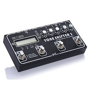 tone shifter 3 audio and midi smart sound foot switch interfacedetails about tone shifter 3 audio and midi smart sound foot switch interface black