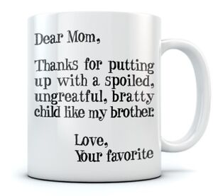 Mother s Day Gifts ideas For Mom - Funny Coffee Mug Cool Novelty Tea ... 1d9b0045d9