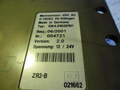 MERCEDES-BENZ-VDO-NEOPLAN-STGT-ELEKTRONIK//1364.01030101//136401030101//