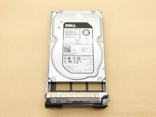 "K7VW5 DELL 2TB 7.2K 12G LFF 3.5/"" SAS HDD Hard Drive 0K7VW5 ST2000NM0045"