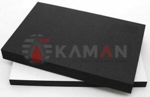 1 x selbstklebende EPDM Zellkautschuk Matte 10mm Stärke 200x300mm Moosgummi