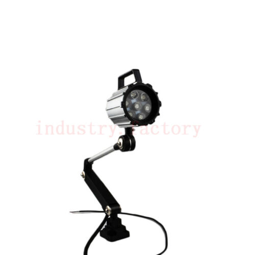 7W 24-36V LED Light CNC Industrial Working Lamp 720mm For Milling Router Lathe