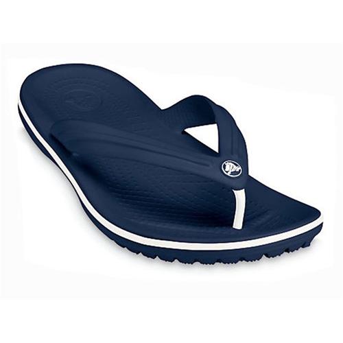 Infradito Crocs crocband flip uomo donna donna uomo blu in gomma estate mare aa204f