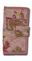 Donna Sharp Quilted Sunset Boulevard Quilt Checkbook Cover 91974