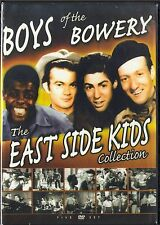 East Side Kids Collection Boys of the Bowery DVD 5-Disc Set Bowery Boys NEW