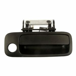 Merveilleux Image Is Loading New Outside Door Handle Primed Black Front Right