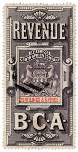 I-B-Rhodesia-BSAC-Revenue-Duty-2-6d