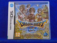ds DRAGON QUEST IX Sentinels Of The Starry Skies Lite DSi 3DS PAL UK REGION FREE