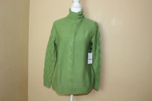 W Kablet Langærmet Nwt Sweater Sz Verbena Turtleneck By Small Pullover Worth TxppAatdwq