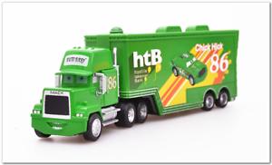 Disney Pixar Cars No.86 Chick Hicks Racer/'s  Hauler Truck Toy