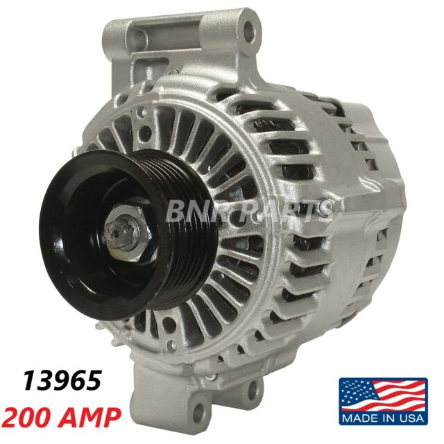 200 AMP 13965 Alternator Acura RSX Type S 02-06 High