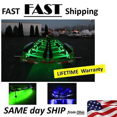 all colors Custom Boat Trailer Digital Lighting KIT Cree Style LED