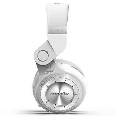 HOT!Bluedio Turbine T2 Hurricane Headset Bluetooth 4.1 Wireless Stereo Headphone