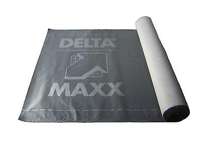 Dörken Delta Maxx Unterspannbahn 1,5 M Breit Verschiedene Längen Schalungsbahn KöStlich Im Geschmack Baustoffe & Holz Fürs Dach