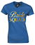 LADIES BRIDE SQUAD HEN DO PARTY T-SHIRTS WOMENS TOP BRIDE TO BE BRIDESMAID FUNNY