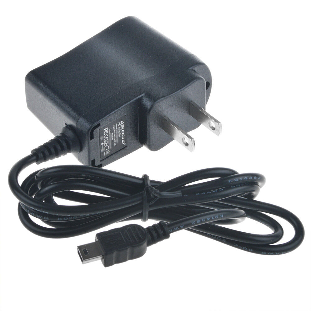 5V 1A AC Home Wall Power Charger/Adapter Cord For Go Pro HD Hero 1080 Camera