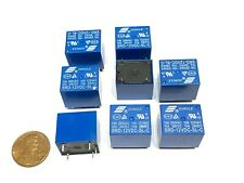5 Pieces 10A 5 pins SONGLE SRD PCB power Relay SRD-12VDC-SL-C b13