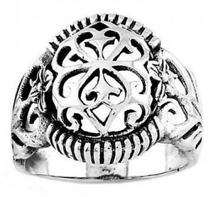 Silver-Antique-Style-Ornate-Filigree-Design-Ladies-Ring