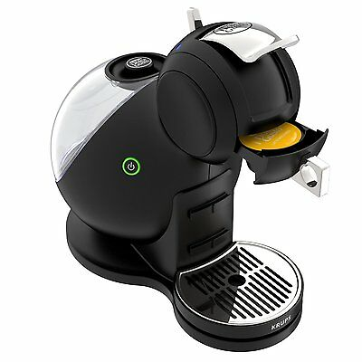 New Krups Dolce Gusto Espresso Machine EDG420B, by Delonghi - Black, Damaged Box