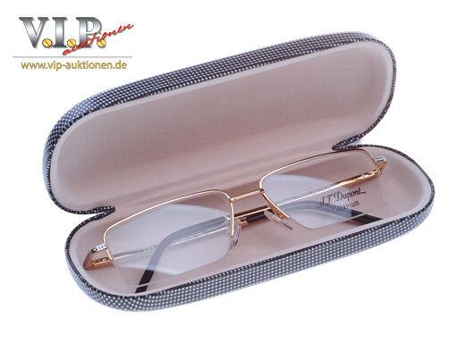 St.Dupont Titanium Glasses Glasses Sunglasses Frame Occiali