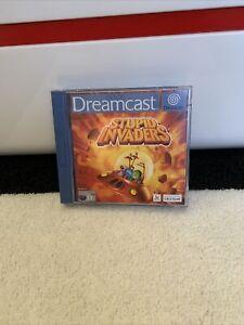 Sega-Dreamcast-Stupid-Invaders-SEGA-DREAMCAST-KOMPLETT-VGC