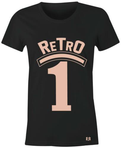 "/""Retro 1/"" Women//Juniors T-Shirt to Match Retro /""CRIMSON TINT/"" 1/'s"