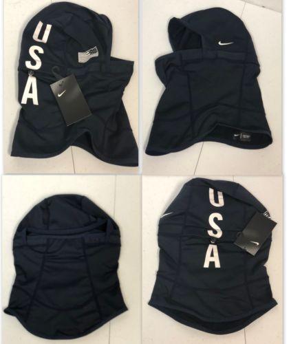 a1a870c38d6 2018 Nike Winter Olympics Team USA Balaclava Ski Mask Snowboard ...