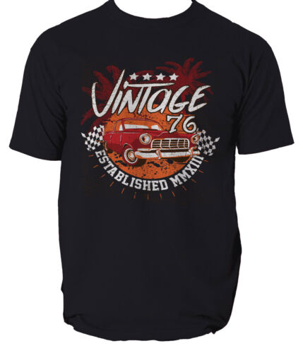 Vintage Power t shirt car garage mechanic old s-3xl