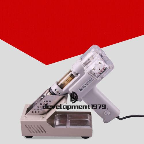 New Electric Desoldering Gun Vacuum Pump Solder Sucker S-998P 100W 220V 1PCS