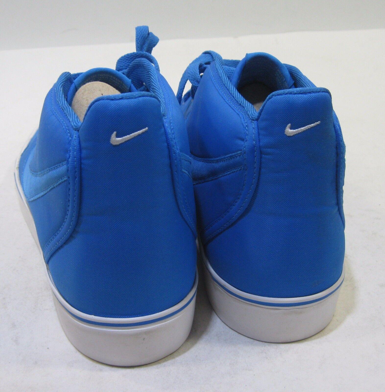 Nike - gipfel Turnschuhe in blau / toki mens pilot gipfel - weiß 385444-403 größe. dd378b