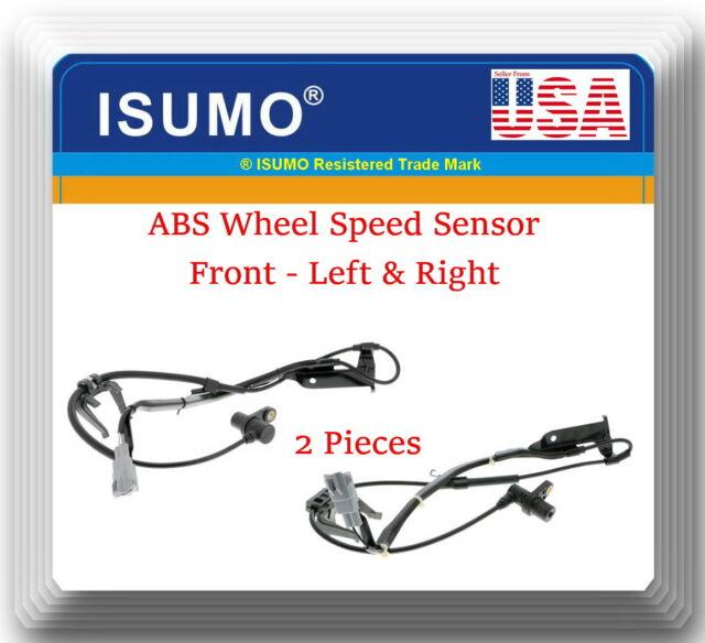 New ABS Wheel Speed Sensor for Lexus ES300 ES330 Toyota Camry Solara Front Right