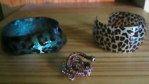 Jewellery 2 Bracelets amp Unusual Snake Ring - Penzance, United Kingdom - Jewellery 2 Bracelets amp Unusual Snake Ring - Penzance, United Kingdom