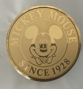 Vintage 60th Anniversary Seiko Mickey Mouse Travel Clock