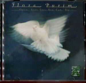 1-CENT-CD-Flora-Purim-Open-Your-Eyes-You-Can-Fly-LATIN-JAZZ