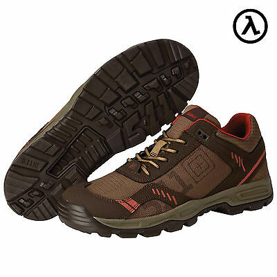 5.11 TACTICAL RANGER SHOES 12308 / DARK COYOTE * ALL SIZES - R/W 4-15