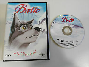 BALTO-LA-LEYENDA-DEL-PERRO-ESQUIMAL-DVD-EXTRAS-UNIVERSAL-CASTELLANO-ENGLISH