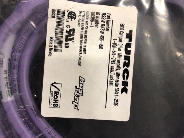 REV Made in Germany Boîtier Câble Câble Tambour 4 Fois Prise de courant 5 KM 24-5-3-6402
