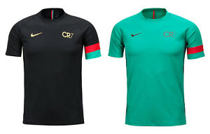 Nike CR7 Dry Academy Top (894870-010) Soccer Football Training Kids ... d1ed808362d9c