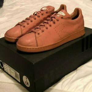 Raf Simons X Sterling Ruby White & Orange Stan Smith