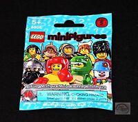 Lego Minifigures - Series 5 - 8805 - Sealed - (clown?, Boxer?)