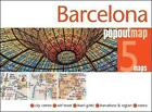 Barcelona PopOut Map by Compass Maps (Sheet map, folded, 2017)
