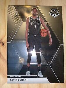 2019-2020-panini-mosaic-basketball-Kevin-Durant-Error-1-1-Sp-Rare