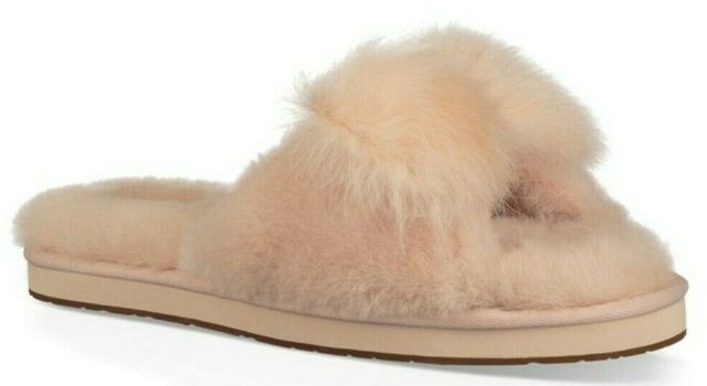 439368ba295 UGG Australia Mirabelle Slide SLIPPER Wool Lined Women's 7 Slippers ...