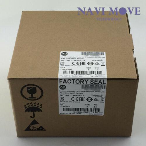 2019 bourse américaine NEW FACTORY SEAL 1794 AENT SER B Ethernet Adaptateur catalogue 1794-AENT