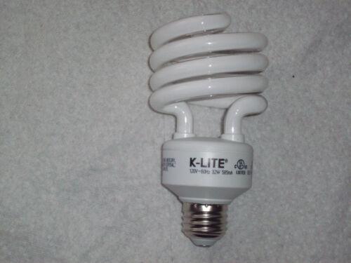K-LITE Energy Saving 32 Watt =125 Watt Warm White Bulb 10X Lasts up to 9 yrs